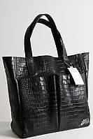 Женская сумка Тоут из натуральной кожи