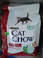 Cat Chow(urinari) корм для кошек ,профилактика мочекаменной болезни .1,5кг.