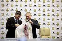 Вышиванка «Динамо» для всех любителей футбола!