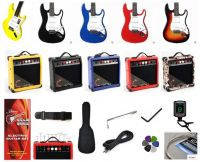 Гитарный набор Squire series SEG212