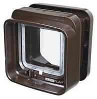 Trixie  TX-38545 двухсторонняя дверца-автомат для кота  SureFlap  21х21см,белый