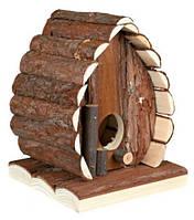Trixie  TX-61706 домик для грызунов  Solveig  (дерево) 13х17х13см