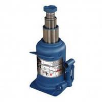 Домкрат бутылочный профессиональный низкопрофильный двухштоковый 10т 125-225 мм  Torin