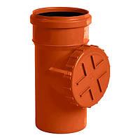 Ревизия канализационная PolyPlastic 160 мм внешняя