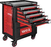 Сервисный шкаф с инструментами YATO YT-55292