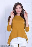 Женская блузка-туника Harmony (17045 - разные цвета)