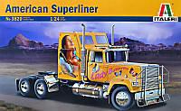 Американский тягач Superliner