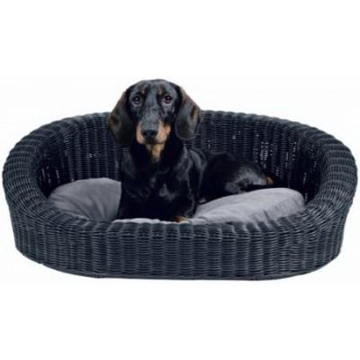 Trixie TX-28331 Плетений диван для собак 72х25х52см