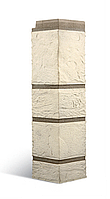 Наружный угол (0,470м.п.) Камень Альта-Профиль сланец