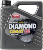 Масло моторное TEBOIL 5W-30 Diamant Carat III 4лит