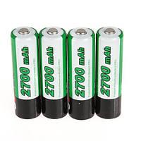 Комплект аккум. батарей Soshine Ni-Mh AA 1.2V 2700mAh с кейсом