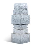 Наружный угол (0,470м.п.) Фигурный Альта-Профиль доломит
