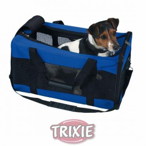 Trixie TX-28761 Jamie Carrier сумка для кошек и собак до 11кг (30 × 30 × 52 см )