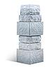 Наружный угол (0,470м.п.) Фигурный Альта-Профиль Канзас