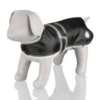 Trixie TX-30517  накидка Orleans 55см  для собак утепленная со светоотражателем