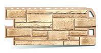 Фасадная панель (1,140 х 0,480м) Камень песчаник Альта-Профиль