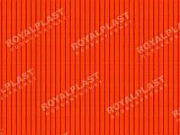 Лист поликарбонатный сотовый 6000х2100х16 мм красный ROYALPLAST