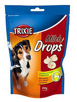 Trixie TX-31624 Milk Drops 350г дропсы для собак со вкусом молока