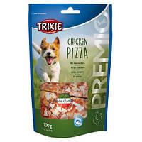 Trixie TX-31702 Premio Chicken Pizza 100гр -пицца с курицей для собак