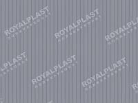 Лист поликарбонатный сотовый 6000х2100х16 мм серебро ROYALPLAST