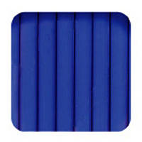 Лист поликарбонатный сотовый 6000х2100х16 мм синий Polynex
