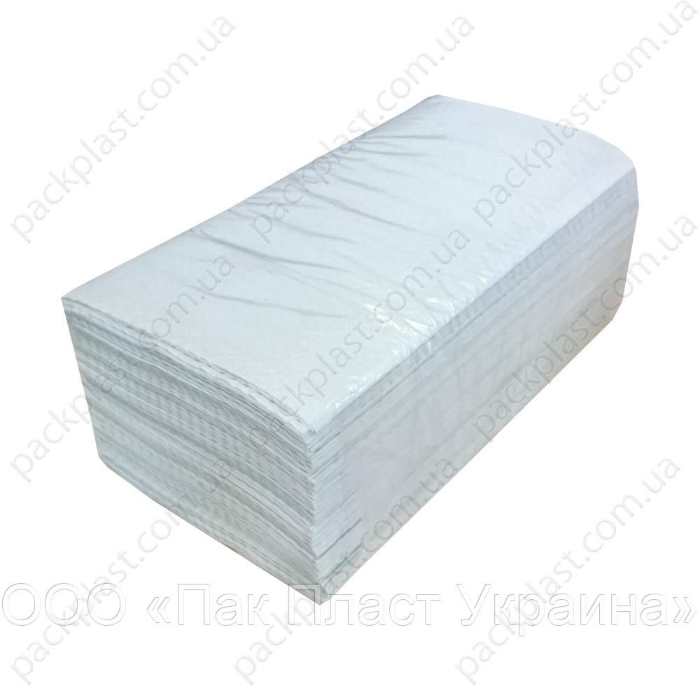 Полотенца листовые Clean Point Standard V, 160 листов, белые