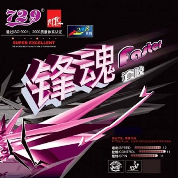 729 RITC Faster