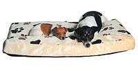 Trixie TX-37594 лежак  Gino  для собак 90 × 65 см