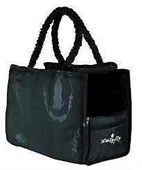 Trixie TX-37993 сумка-переноска-лежак King of Dogs (21 × 30 × 41 cm)