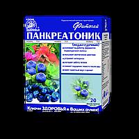 Фиточай «панкреатоник (поджелудочный)» 20 ф/п чай для желудка