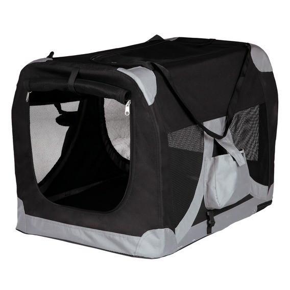 Trixie TX-39712 сумка - переноска   T-Camp de Luxe   (70 ×52 × 52см)