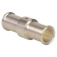 Трубный мембранный разделитель со стерильным присоединением к процессу