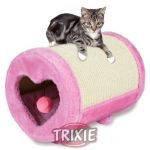 Trixie TX-43116 драпак-ролик с сердцем для кота