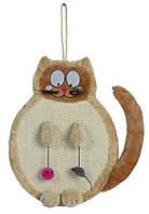 Trixie TX-43118 драпак- кот  подвесной/напольный, 36х50см, беж