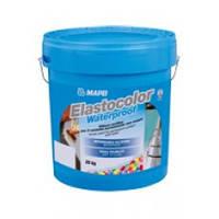 Краска акриловая Elastocolor Waterproof база T 20 кг Mapei