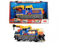Локомотив Dickie Toys со звуковыми и световыми эффектами, 33 см. (3308368)