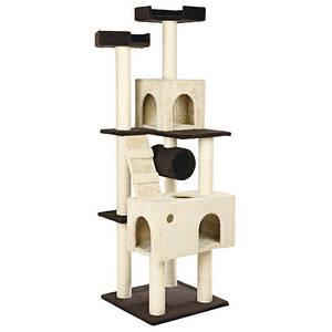 Trixie TX-44081 Когтеточка,дряпка  домик для кота  Mariela 176см
