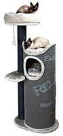 Trixie TX-44425 Когтеточка,дряпка  Домик для кошки Хуана (134 см,57 × 46 см)