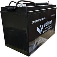 Аккумулятор Volter GE100-12 100Ah, гелевый (Gel) для ИБП