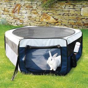 Trixie TX-64052  манеж для мелких животных (90*40см) Трикси.