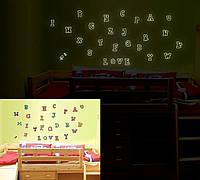 Детские интерьерные виниловые наклейки на стену , детскую комнату, детского сада (047)