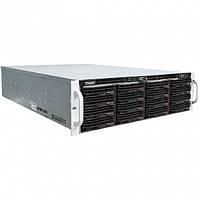 64-канальный видеорегистратор TRASSIR UltraStation 16/3 c PoE, фото 1