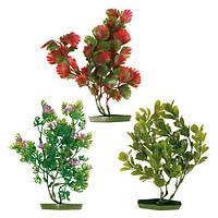 Trixie TX-8968 растения для аквариума пластик 25см(6шт)
