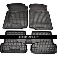 Килимки в салон Avto Gumm 11362 для Chery Amulet 2012-