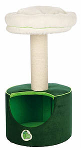 Trixie ТX-44812 Когтеточка,дряпка для кота  Fresh Lime Scratching Post 78см