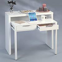 Письменный стол из натурального дерева 107