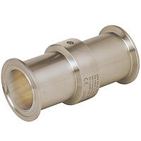 Трубный мембранный разделитель со стерильным присоединением к процессу 981.51 в соответствии с DIN 11864