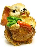 """Копилка """"Заяц с морковкой"""""""