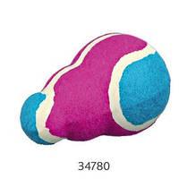 Trixie ТХ-34780 прыгающий мяч (резина) 9х6см