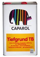 Грунтовка глубокопроникающая на растворителе Tiefgrund TB прозрачная 10л Caparol